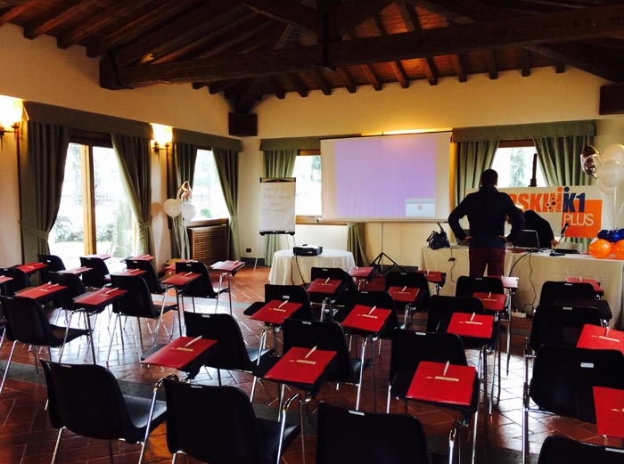 Sala Meeting e Convention
